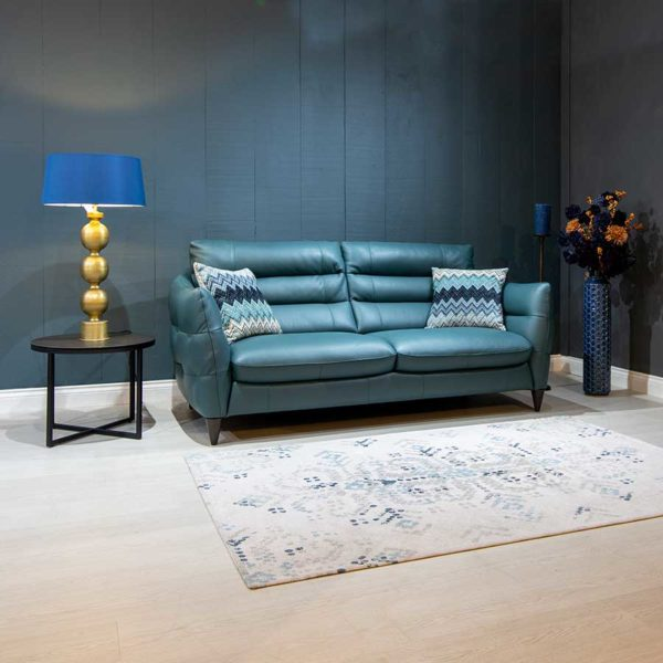 Firenze Leather Sofa