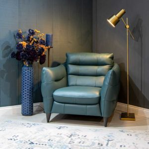 Firenze Leather Armchair