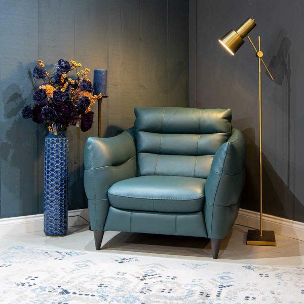 Firenze Leather Armchair