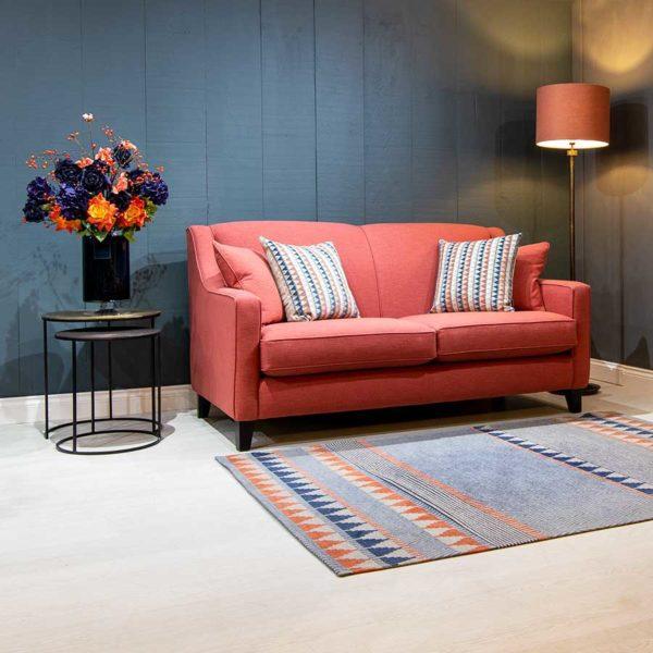 Hatton Fixed Back Sofa