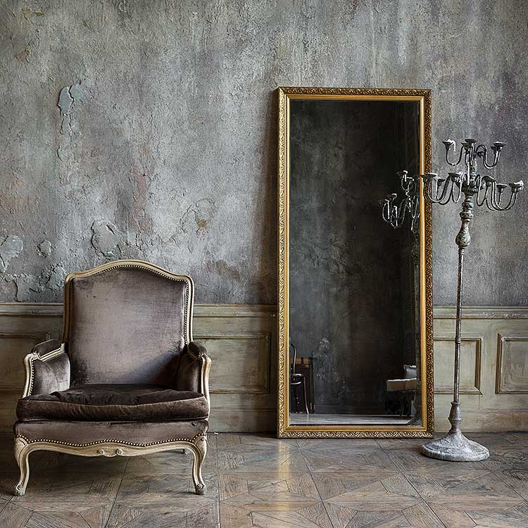 Antique luxury furniture