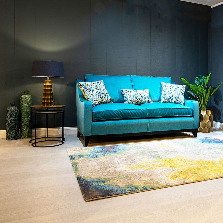 Luxury made to measure sofa by New England Home Interiors