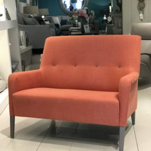 Solo Sofa Main Image Coral
