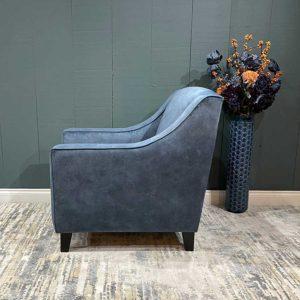 Hatton Cushion Back Side