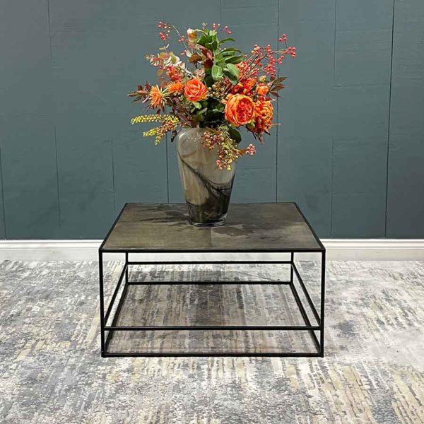 Hudson Bronzed Coffee Table