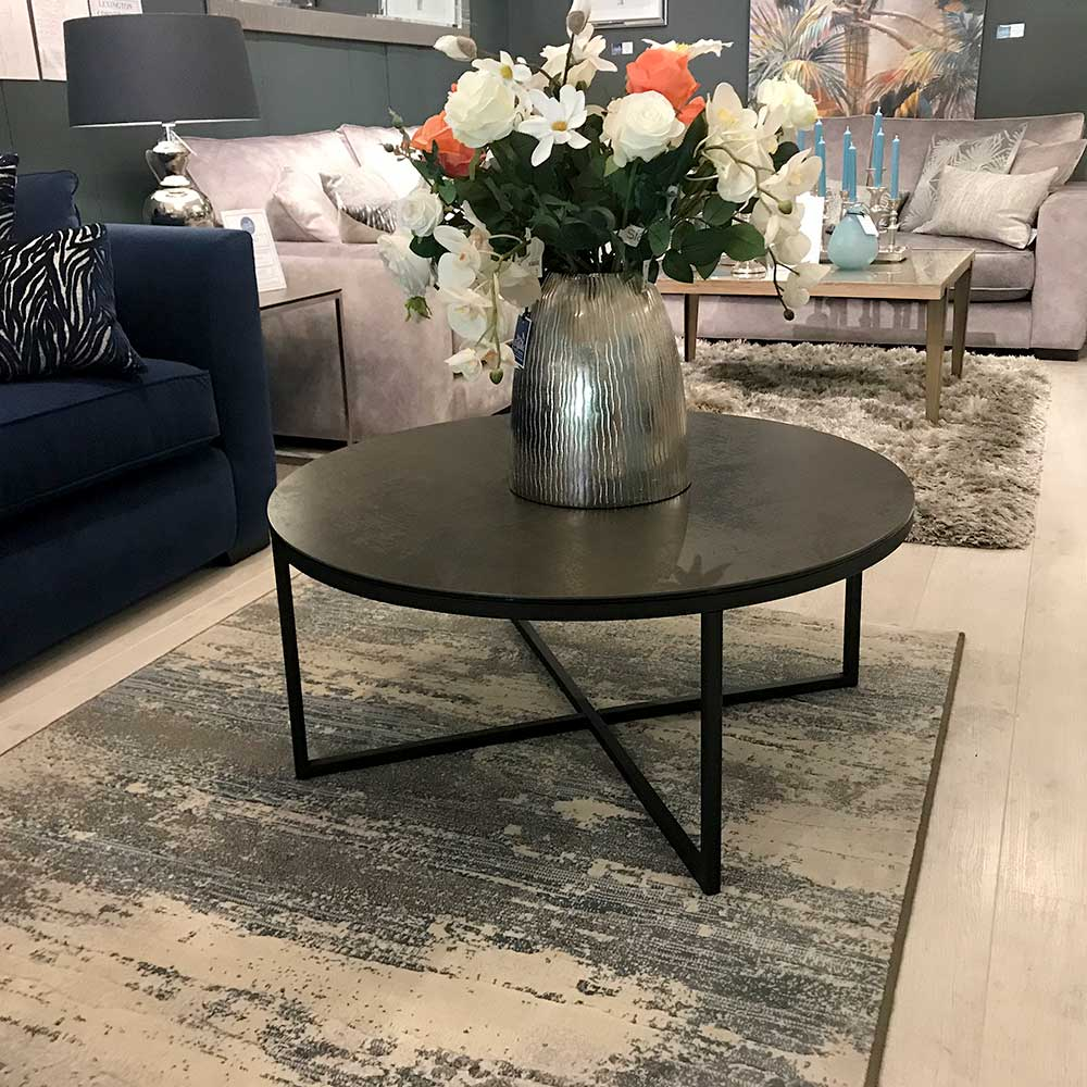 Brooklyn Ceramic Coffee Table 5 Finishes Available
