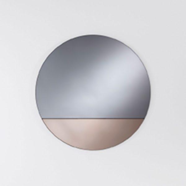 Ligne-Circular-Bronze-Mirror