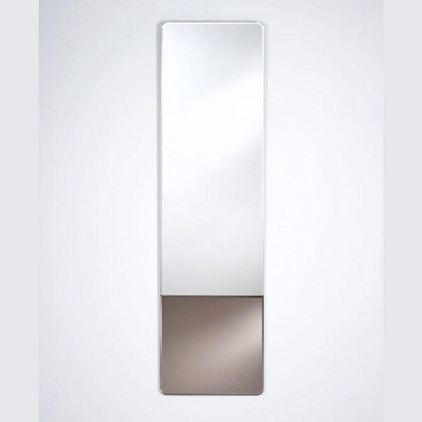 Ligne-Rectangular-Bronze-Mirror