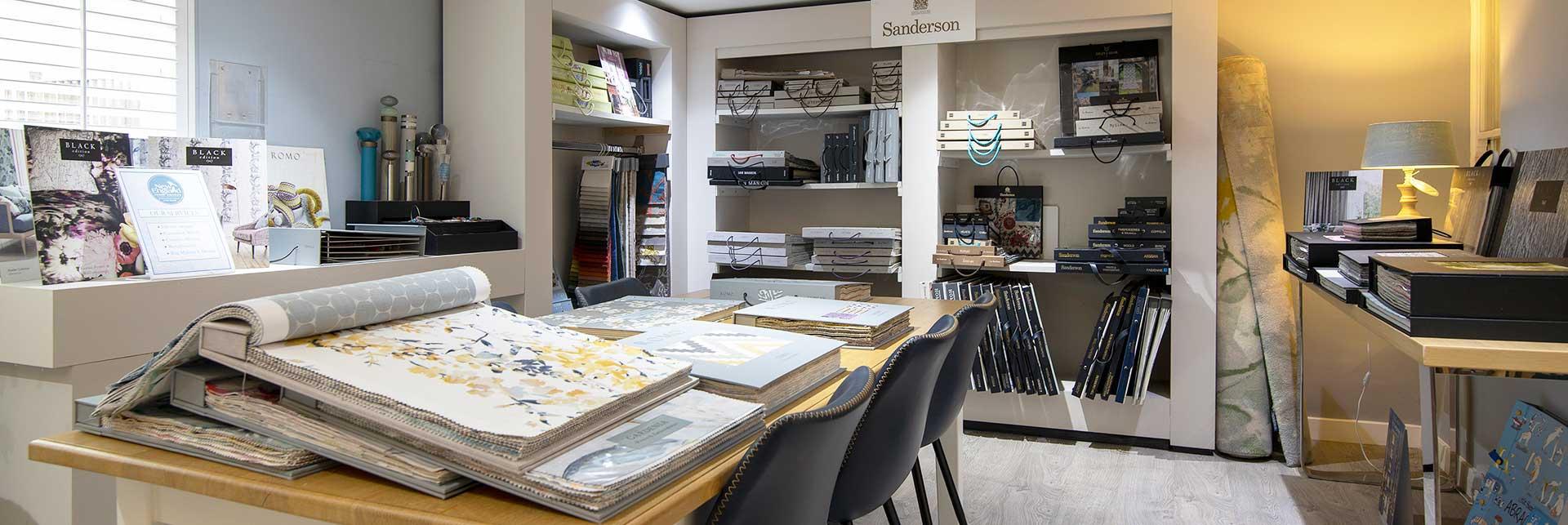 New England Home Interiors design studio in Horsham