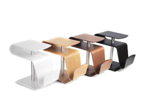 Timeout Side Table all finishes cutout