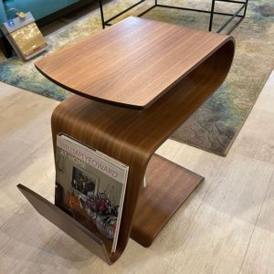 Timeout Side Table Walnut