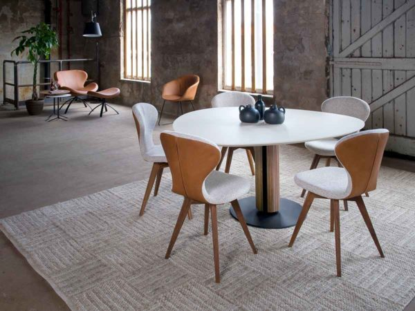 Moon Dining Chair Ambience