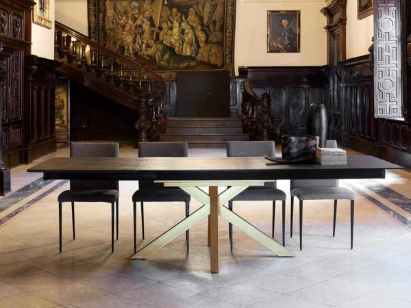 Moon Dining Table Extended