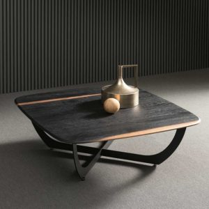 MIlan Solid Wood Coffee Table