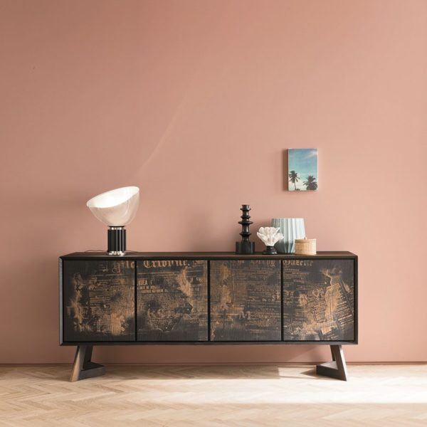 Venice-Solid-Wood-Sideboard-With-Laser-Engraved-Doors