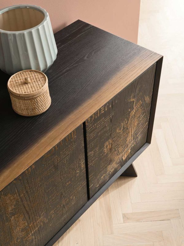 Venice-Solid-Wood-Sideboard-With-Laser-Engraved-Doors-top