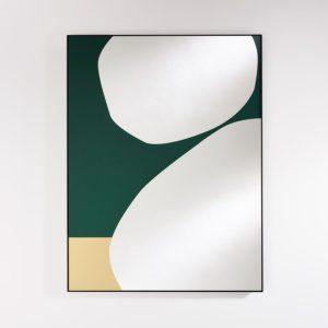 Art-Green-Mirror