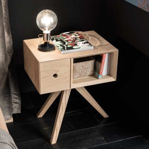 Rome-Solid-Oak-Bedside-Table
