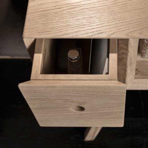 Rome-Solid-Oak-Bedside-Table-Closeup